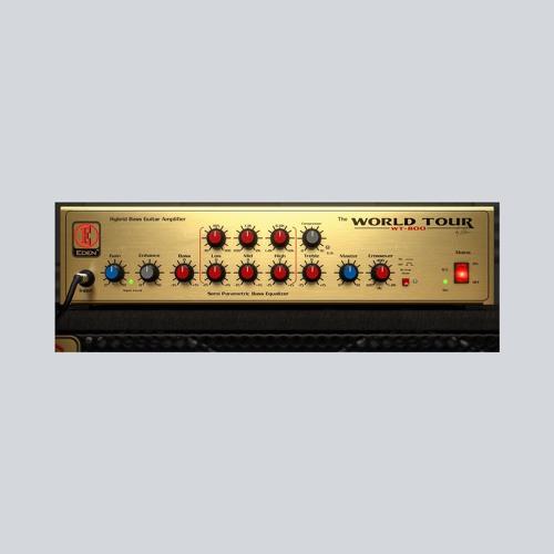 Eden WT-800 bass amp
