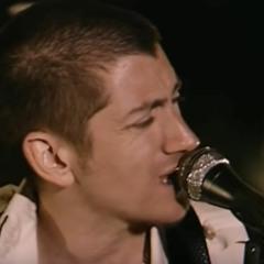 Arctic Monkeys - One Point Perspective (Mercury Prize 2018)