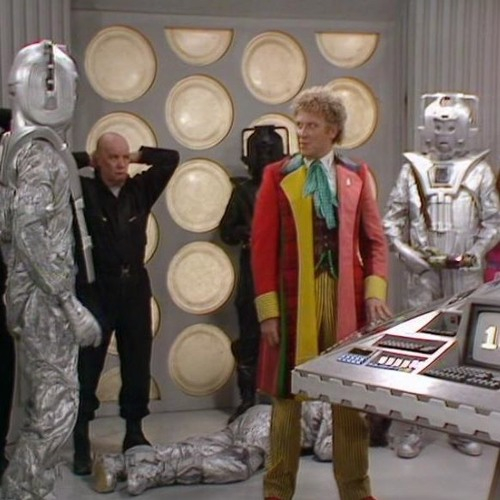 Episode 134: Attack of the Cybermen OR He Knows More than He's Lytton On