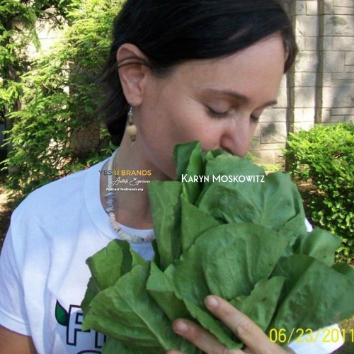 "Karyn Moskowitz says ""Fresh food is a basic human right"" #502LeaderSeries"