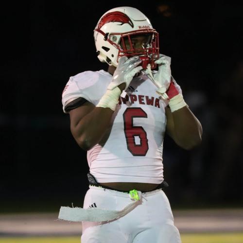 Prep Football Frenzy: Chippewa Valley's Marcel Lewis talks future with Mark Dantonio, Michigan State