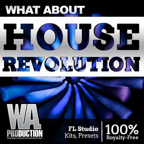 House REVOLUTION | 3,7 GB Of FL Studio Templates, Melodies