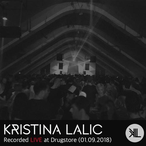 Kristina Lalic @ Drugstore, Opening DJ Set (Belgrade - Serbia 01.09.2018) Part I