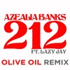 Azealia Banks Ft. Lazy Jay - 212 (Olive Oil Remix)