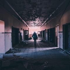 Helpless Stalker in Chernobyl