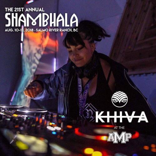 KHIVA LIVE @ SHAMBHALA 2018