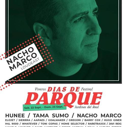 Nacho Marco @ Dias De Parque Festival (theBasement) - 22/09/2018