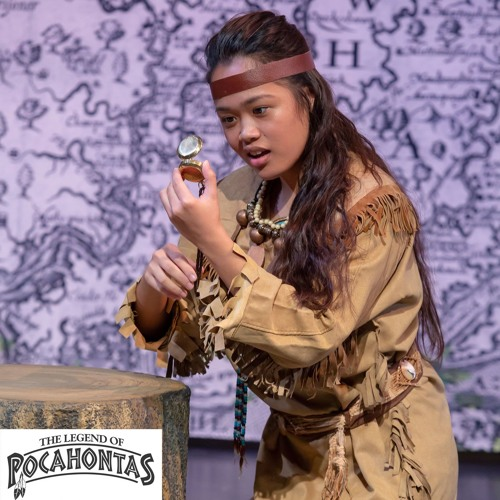 AUDIO FOOTLIGHTS: The Legend of Pocahontas Edition