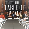 Come to the Table of Peace (Romans 14:10-12; Matthew 18:20) September 23, 2018