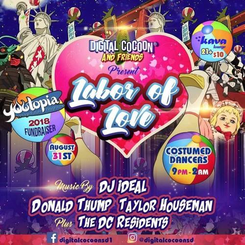 Digital Cocoon August 2018 Mix