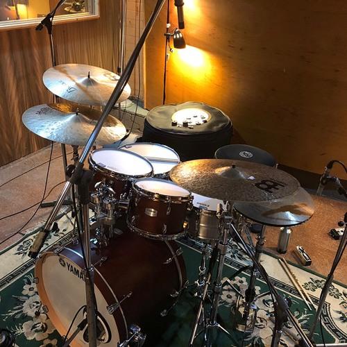 New Drum Room 2018