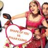 Shape Of You Vs O Paape Pyaar Karke Pachtaya (TSA The DJ Mashup) | Ed Sheeran 2018 (Buy for Free DL)