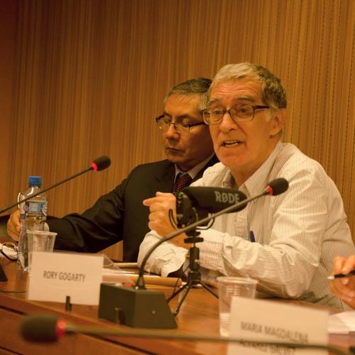 Fray Damián Calvo Martín, experto en la industria azucarera de Rep. Dominicana