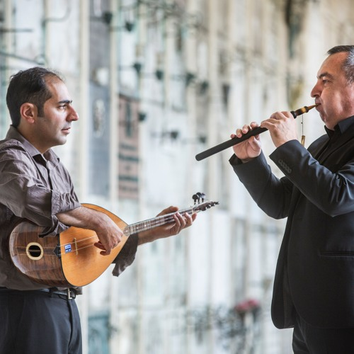 Vardan Hovanissian& Emre Gültekin - Karin (CD Karin, 2018)