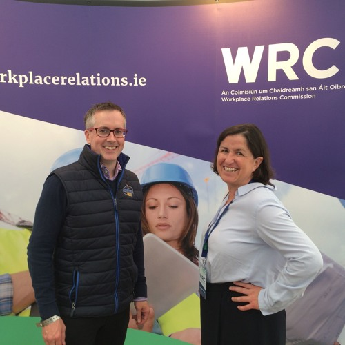Taking Care of Business - Oonagh Buckley Director General Of The WRC