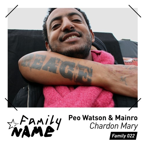Family022 - Peo Watson & Mainro - Chardon Mary