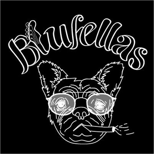Blufellas- The Thrill Is Gone (cover)