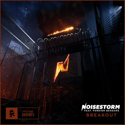 Noisestorm - Breakout (feat. Foreign Beggars)