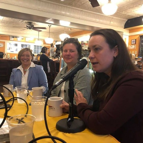 WHMP Breakfast Club with the Women Winners of Wild West Mass