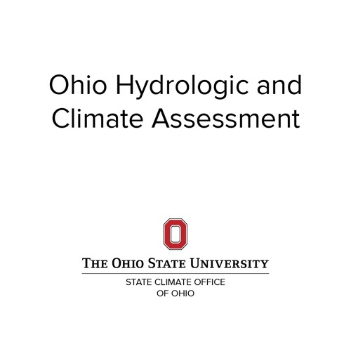 SCOO Hydrologic and Climate Assessment