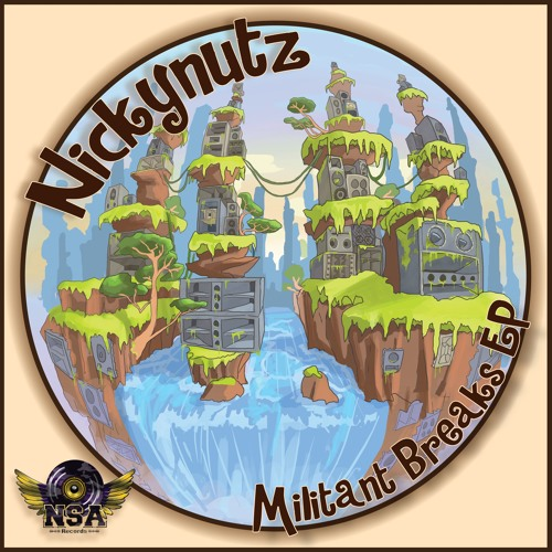 Nickynutz — Militant Breaks [EP] 2018