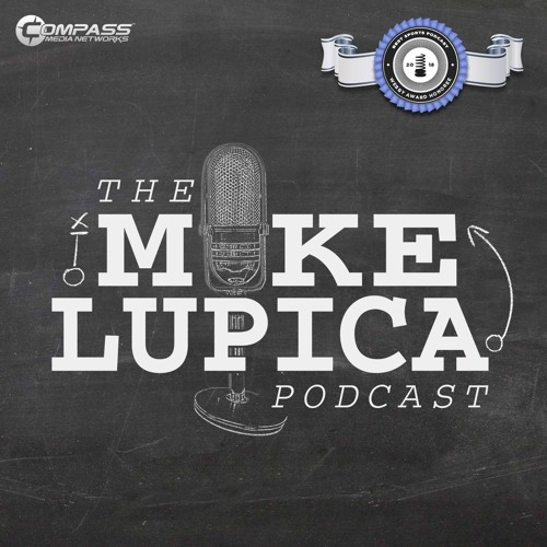 The Mike Lupica Podcast Episode 121 - Carl Hiaasen