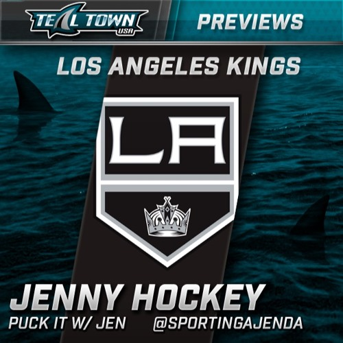 Teal Town Conversations - Kings Preview with Jenny Hockey (SportingAJenda)