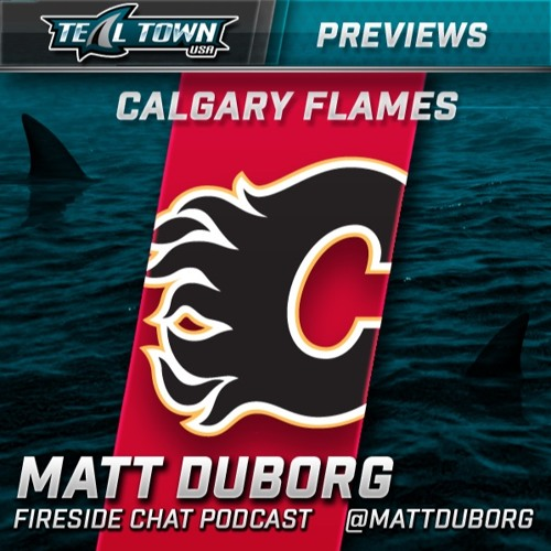 Teal Town Conversations - Flames Preview with Matt Duborg