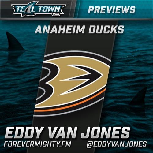 Teal Town Conversations - Ducks Preview with Eddy Van Jones