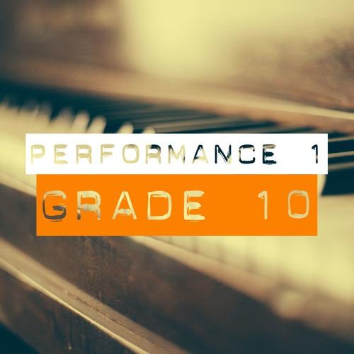 Grade 10 - Perf 1 - Semester 1 (2018-19)
