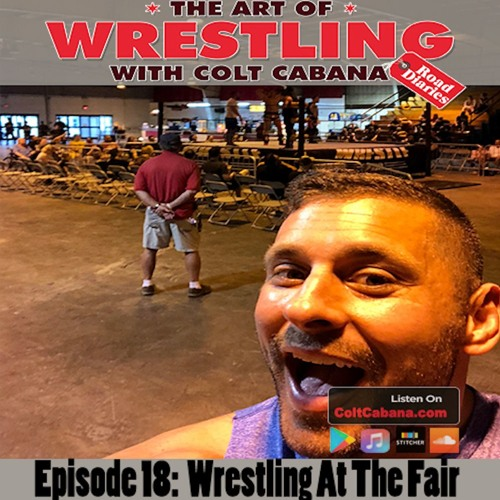 18. Wrestling At The Fair