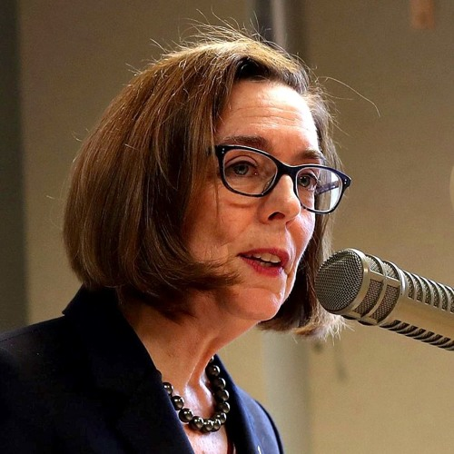 Kate Brown - gun control