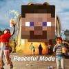 Peaceful Mode - Sicko Mode Minecraft Parody