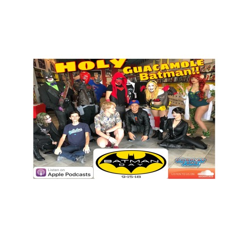 A day for Batman at MCC
