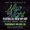 """Justin Credible's """"New At Night"""" Mix 9.25.18 [LISTEN]"""