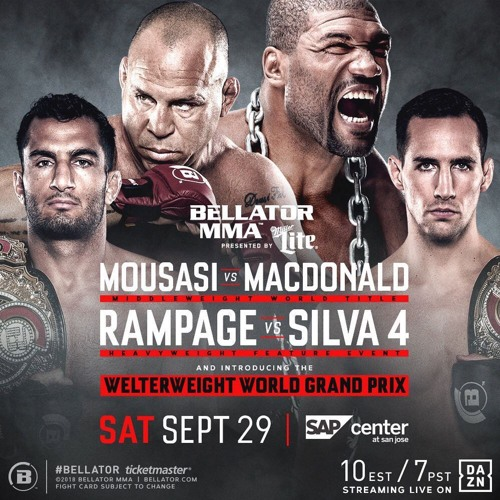 The MMA Analysis - UFC Fight Night 137 Recap and Bellator 206 Preview
