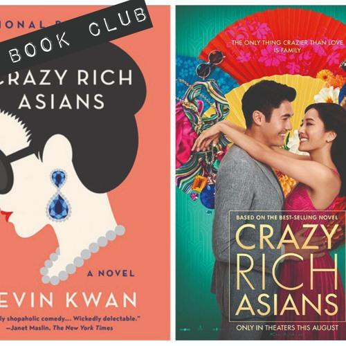 B2S Book Club: Crazy Rich Asians