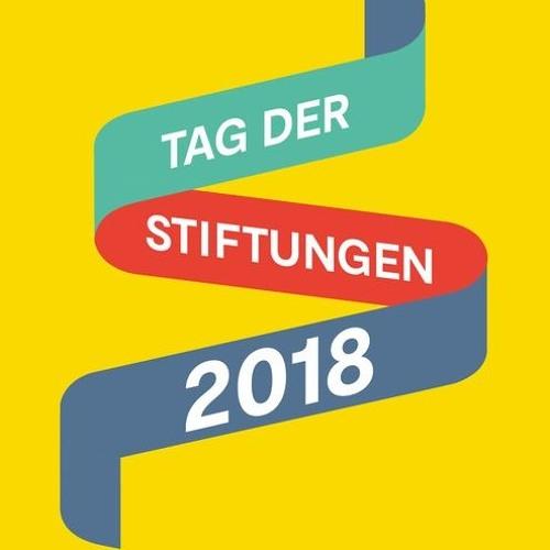 Tag der Stiftungen 2018! - Stiftungswirken ist überall