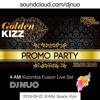 2018-09-22 Golden Kizz Promo Party - 4AM Kizomba Fusion Live set by DJ NUO @ KDP Attic Space Kyiv