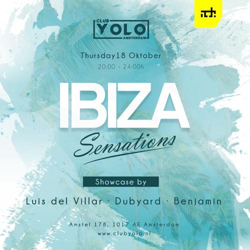 Ibiza Sensations 199 Special ADE @ Yolo Club 18th October 3h Set