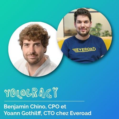 #10 - Everoad - Organisation tech/produit rapide, agile et horizontale (Team of Teams)