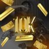 Lil Raff - 10K Portada del disco