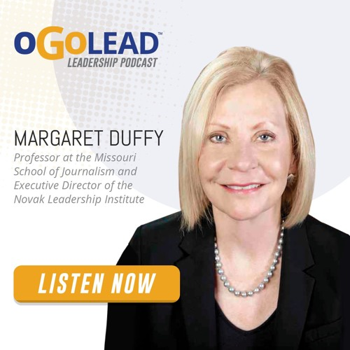 Margaret Duffy,  Professor of Strategic Communication at the Missouri School of Journalism | #50