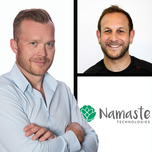 Ep57 Namaste Technologies Explained - An Interview with Kory Zelickson