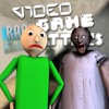Baldi's Basics vs. Granny - Video Game Rap Battle