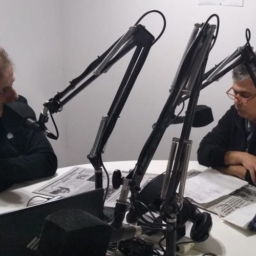 COLUMNA - Ciencia y Sociedad con la conducción de Sergio Angel y JUlio Giribaldi