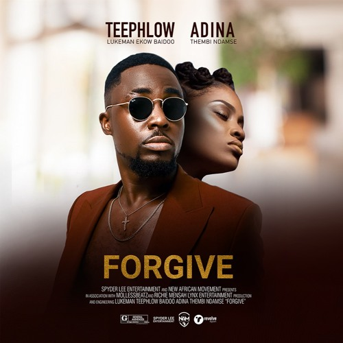 TeePhlow - #Forgive ft. Adina