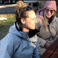 Chick-Chat: Alexandra Rinder & Emma Cobb