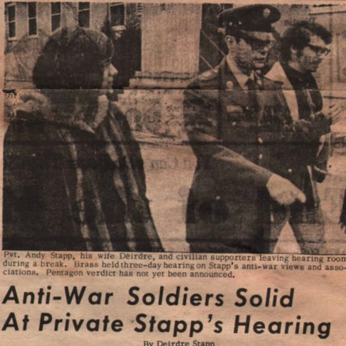 Andy Stapp and the American Servicemen's Union