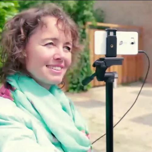 Verslaggeefster Diana de Bruijn komt meer te weten over Opti-flor